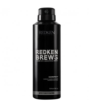 Redken Brews Hairspray - 165g