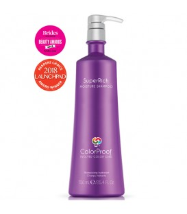 ColorProof SuperRich Moisture Shampoo - 750ml
