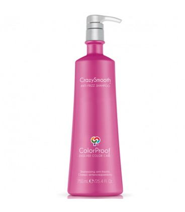 ColorProof CrazySmooth Anti-Frizz Shampoo - 750ml