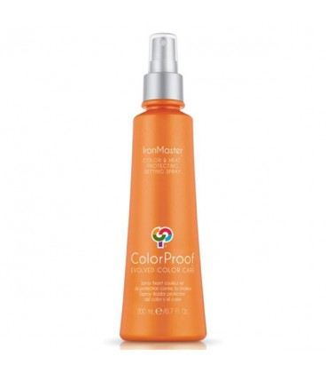 ColorProof IronMaster® Color & Heat Protecting Setting Spray -200ml