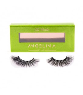 ANGELINA Lucky 28 3D Mink Lashes