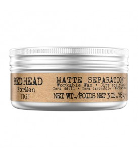 Bed Head for Men Matte Separation Hair Wax - 85g