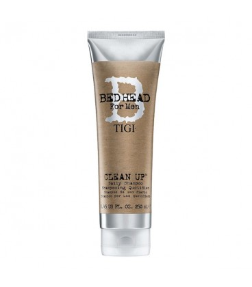 Bed Head For Men Clean Up Daily Shampoo - 250ml