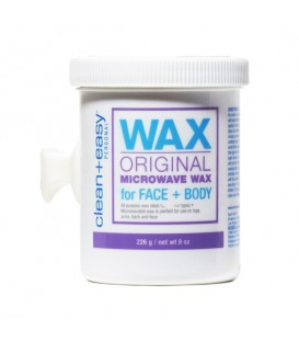 Clean+Easy Original Microwave Wax - 226g
