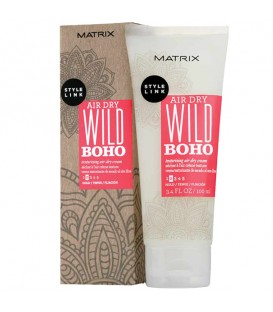 MatrixStyle Link Air Dry Wild BOHO Texturizing Cream - 100ml