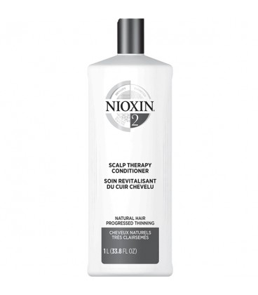 Nioxin System 2 Scalp Therapy Conditioner - 1L