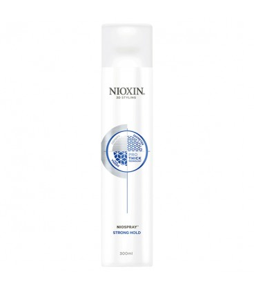 Nioxin Niospray Strong Hold - 300ml
