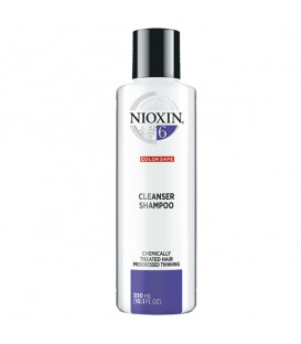 Nioxin System 6 Cleanser - 300ml