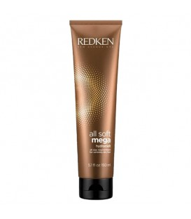 Redken All Soft Mega Hydramelt Leave-In Moisturizing Lotion - 150ml