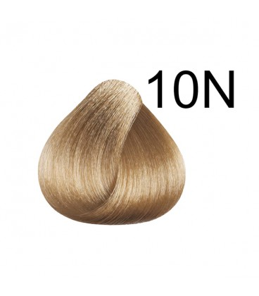 COLOR & SOIN Natural Ammonia Free Hair Color Kit - 10N Platinium Blond