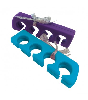 Silkline Silicone Toe Separators 2pc