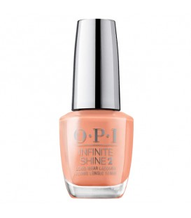 OPI Infinite Shine Coral-ing Your Spirit Animal