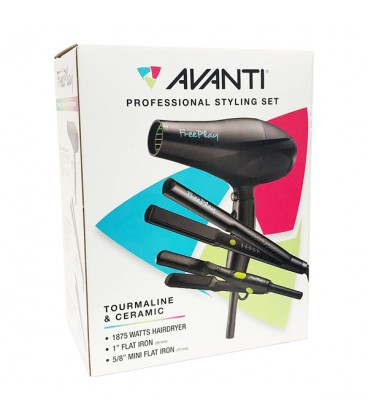 Avanti FreePlay 3-Piece Styling Set