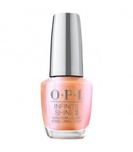 OPI Infinite Shine Coral Chroma