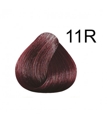 COLOR & SOIN Natural Ammonia Free Hair Color Kit - 11R Bilberry Red