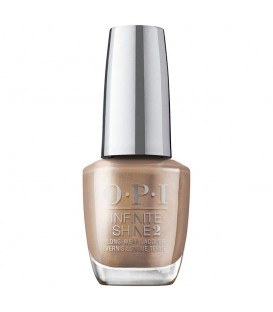 OPI Infinite Shine Fall-ing for Milan