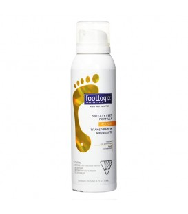 Footlogix Sweaty Feet Formula - 4.2 oz