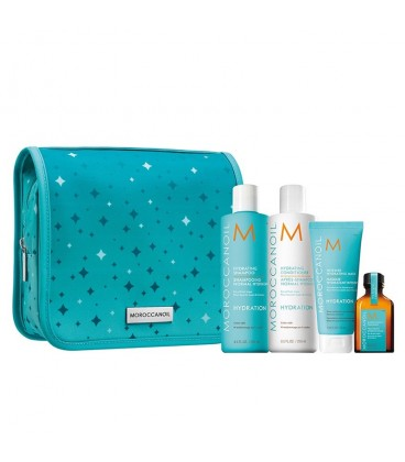 Moroccanoil Twinkle Twinkle Hydration Collection Gift Set