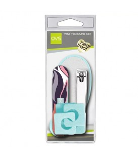 QVS Neat Treat Mini Pedicure Set