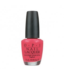 OPI Charged Up Cherry Nail Polish -- OUT OF STOCK