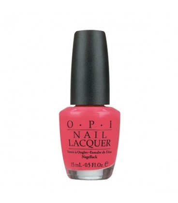 OPI Charged Up Cherry Nail Polish