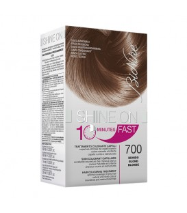 BioNike Shine On FAST Hair Colouring Treatment - 700 Blonde