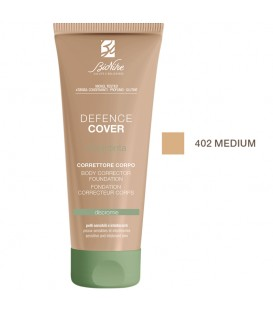 BioNike Defence Cover Body Corrective Foundation 402 Medium - 75ml