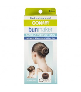 Conair Girls Bun Maker Kit