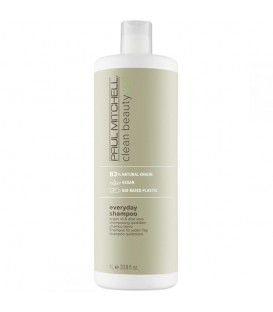 Paul Mitchell Clean Beauty Everyday Shampoo - 1L