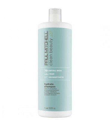 Paul Mitchell Clean Beauty Hydrate Shampoo - 1L