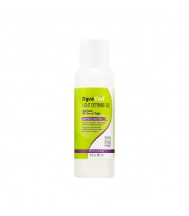 DevaCurl Light Defining Gel Soft Hold No-Crunch Style - 88.7ml