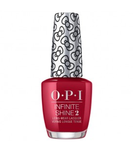 OPI Infinite Shine A Kiss on the Chìc