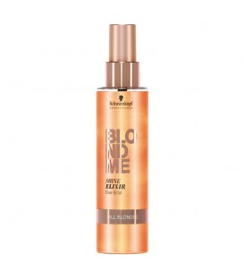 Schwarzkopf BLONDME Shine Elixir All Blondes - 5oz