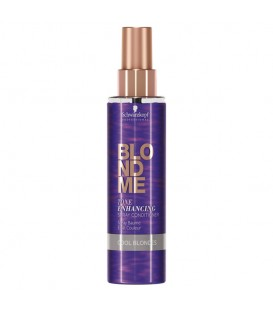 Schwarzkopf BLONDME Cool Blondes Tone Enhancing Spray Conditioner - 5oz