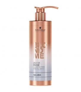 Schwarzkopf Professional BlondME Blush Wash Silver - 250ml
