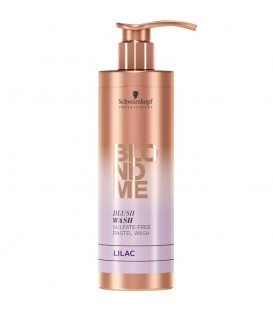 Schwarzkopf Professional BlondME Blush Wash Lilac - 250ml