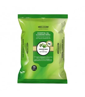 Relaxus Freedom Fresh Facial Cleansing Wipes