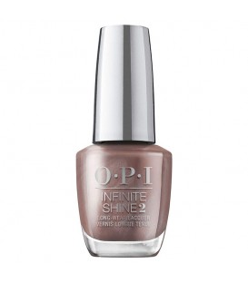 OPI Infinite Shine Gingerbread Man Can