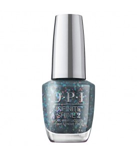 OPI Infinite Shine Puttin' on the Glitz