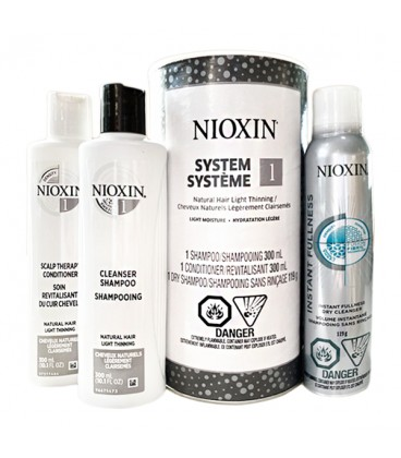 Nioxin System 1 Holiday Trio