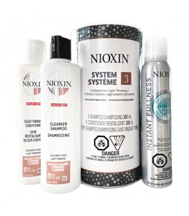 Nioxin System 3 Holiday Trio