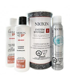 Nioxin System 4 Holiday Trio