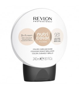 NEW Revlon Professional Nutri Color Filters 931 Light Beige - 240ml