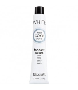 Revlon Nutri Color Creme Fondant 000 White - 100ml