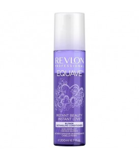 Revlon Equave Instant Beauty Blonde Detangling Conditioner - 200ml