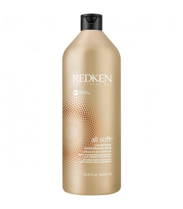 Redken All Soft Conditioner - 1L
